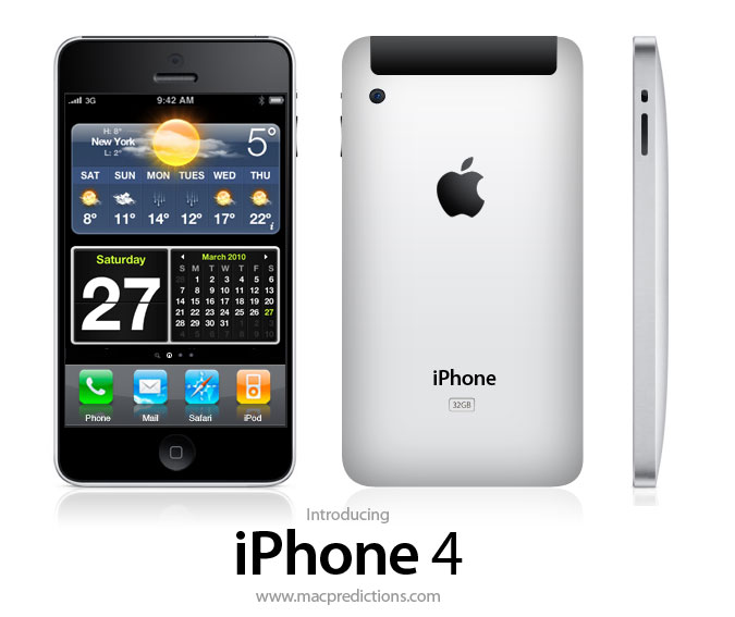 iPhone HD, 4G oder so