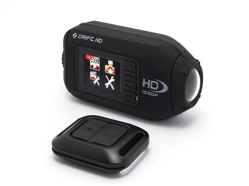 Drift HD mit Remote