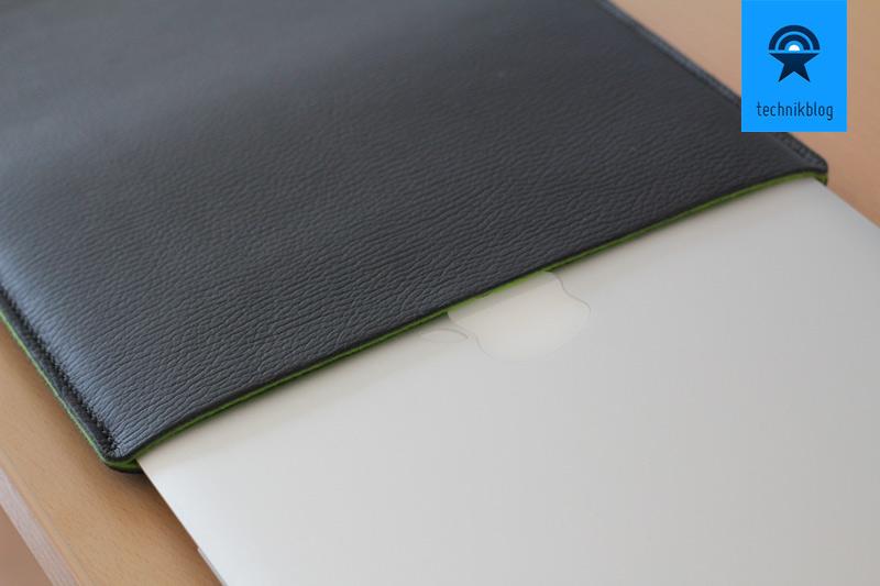Joli MacBook Air Sleeve - schlicht und schön