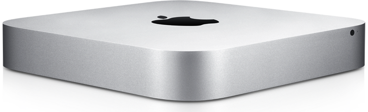 Mac Mini als Media Center