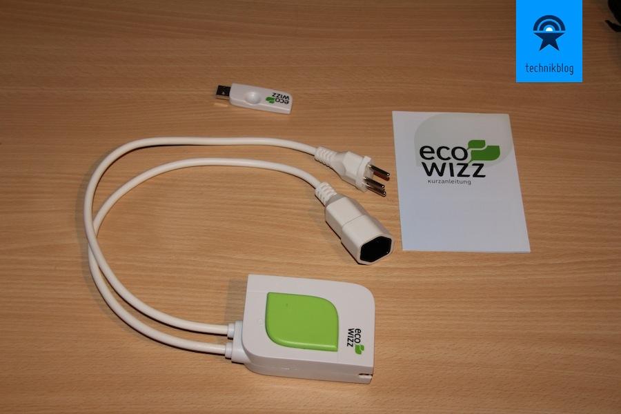 Ecowizz Kennenlern-Paket mit 1 Smartplug