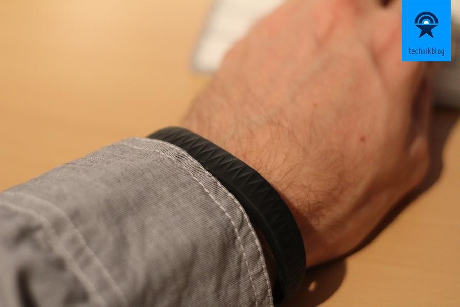 Jawbone UP Testbericht nach einer Woche