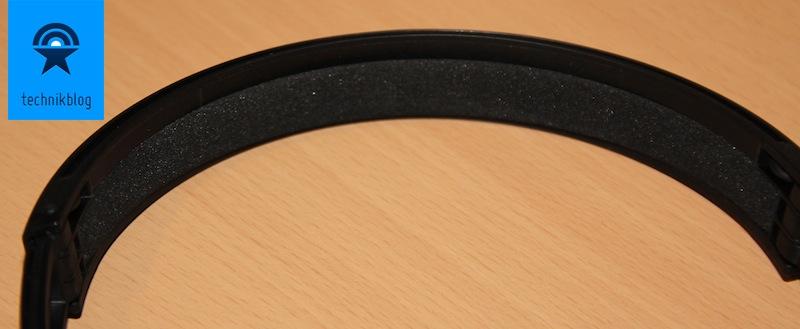 Logitech Wireless Headset H600 Bügel