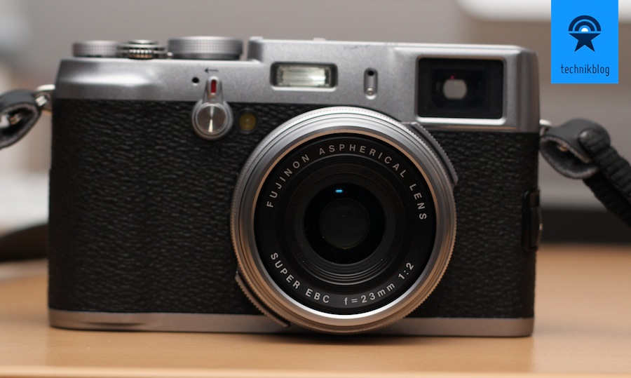 Fujifilm FinePix X100 - Retro Charme
