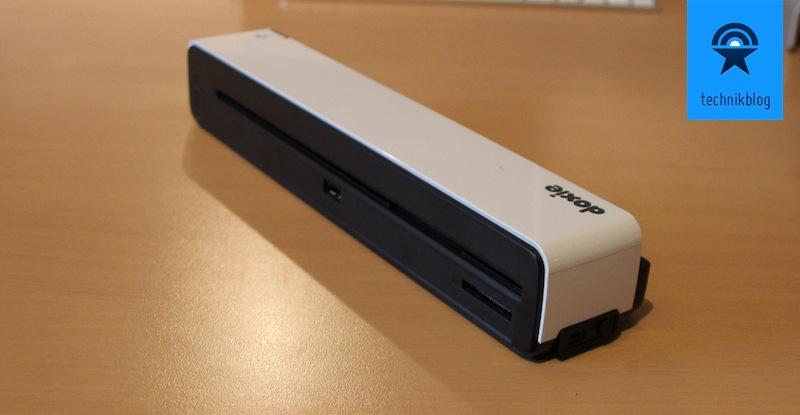 Doxie Go - diesen Scanner kann man überall dabei haben
