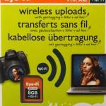 Eye-Fi Pro X2 Verpackung