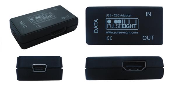 HDMI USB Adapter für XBMC