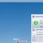 Synology DSM 4.0 beta Webinterface