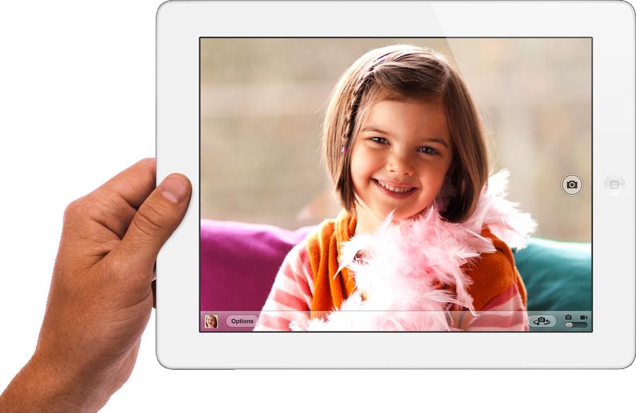 Neue Kamera für das iPad