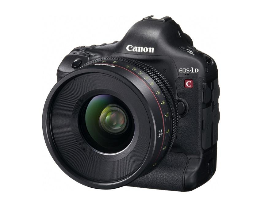 Canon präsentiert die EOS-1D C DSLR mit 4K-Aufnahmemodus