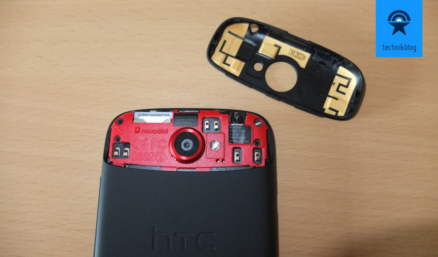 HTC One S - kein austauschbarer Akku oder Speicherererweiterung mehr