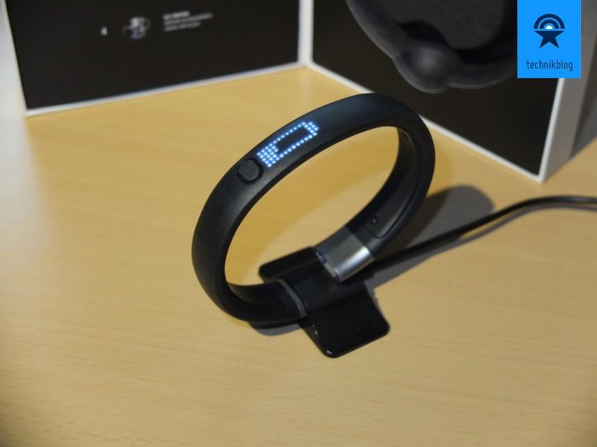 NIke Fuelband - USB Ladestation