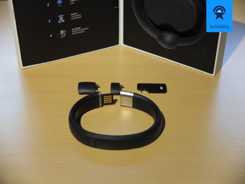 Nike Fuelband - Erweiterung zur Anpassung an jedes Handgelenk