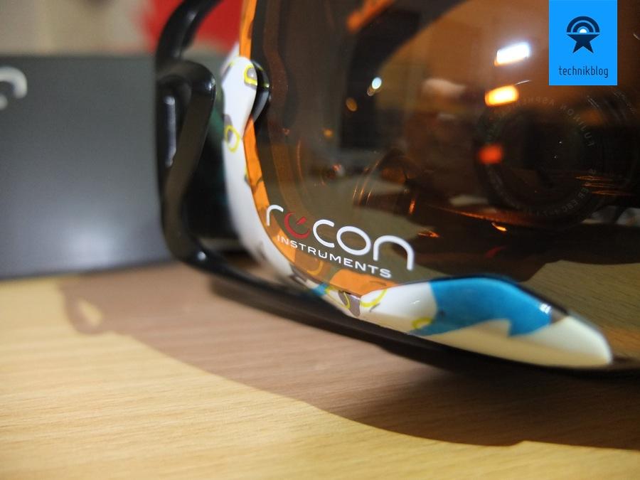 Recon MOD Testbericht - Goggle