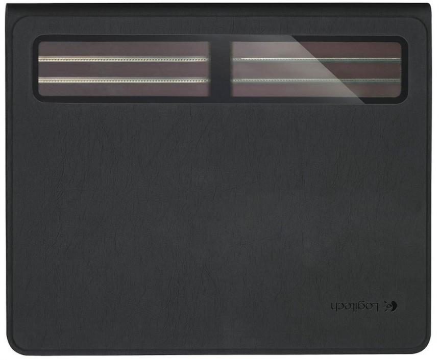 Logitech Solar Keyboard Folio Solarzellen