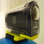 Sony mit neuer Helmkamera - GoPro Alternative 3