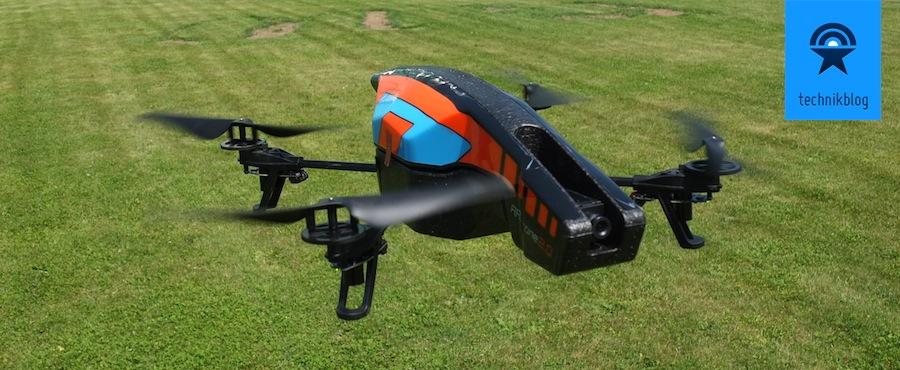 Testbericht AR.Drone 2.0