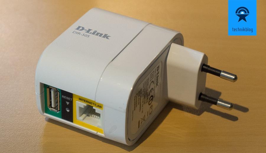 D-Link DIR-505 Stecker WLAN Modul