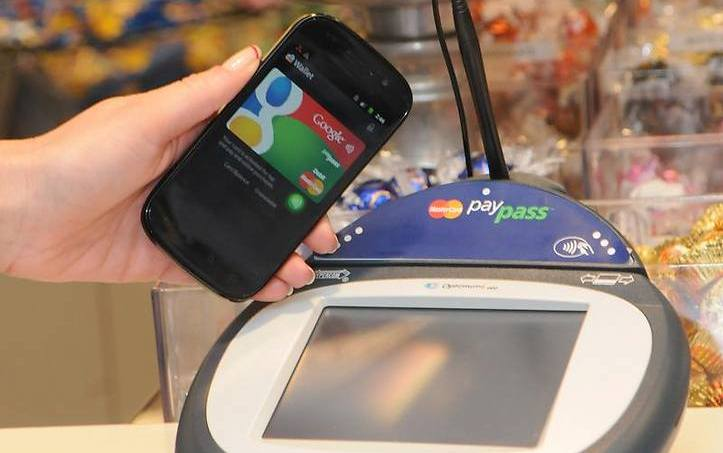 Bezahlen mit NFC