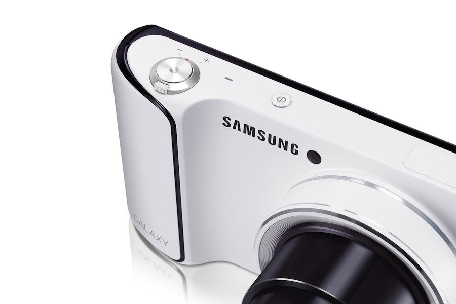Samsung Galaxy Kamera Detail
