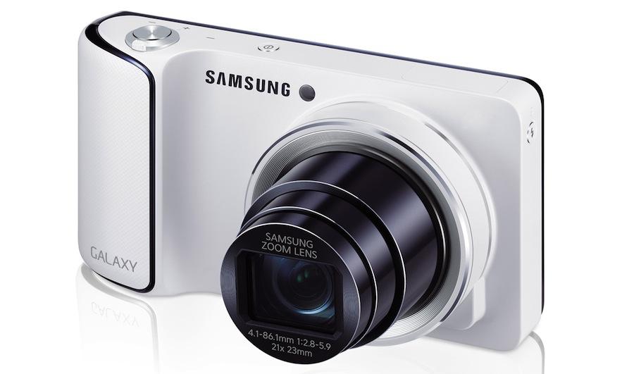 Samsung Galaxy Kamera