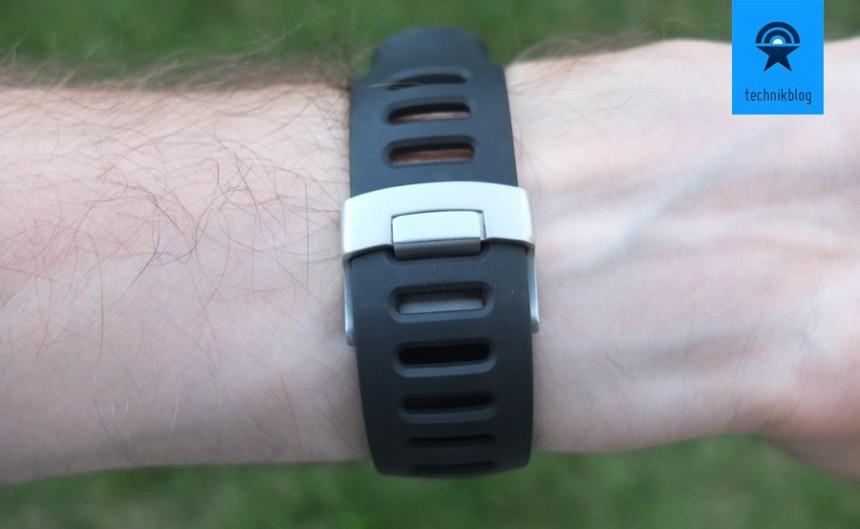 Suunto Ambit - Das Armband