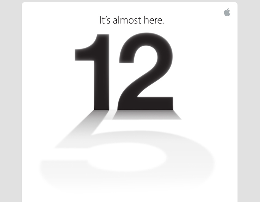 Apple Special Event 2012