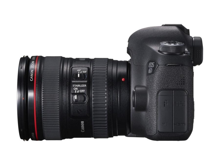 Canon EOS 6D mit 24-105mm Objektiv