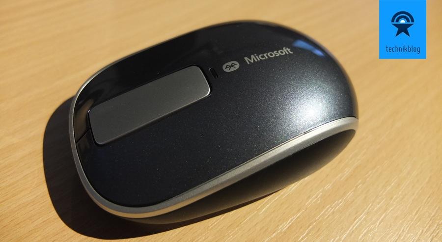 Microsoft Sculpt Touch