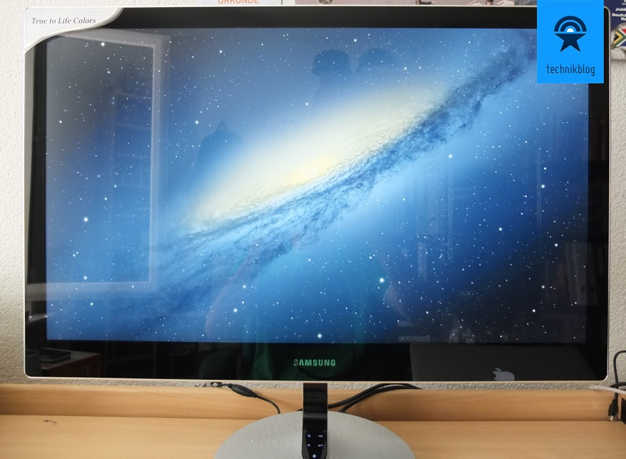 Samsung Serie 9 Monitor - nettes Teil