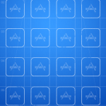 The Grid Wallpaper von bartelme.at