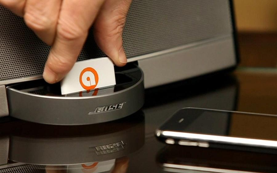 auris Bluetooth Adapter für Apple Dock