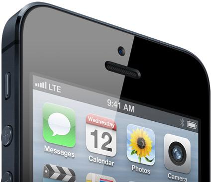 iPhone 5 und LTE Schweiz