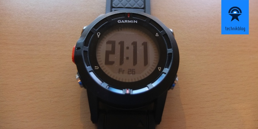 Garmin Fenix - Outdoor GPS Watch