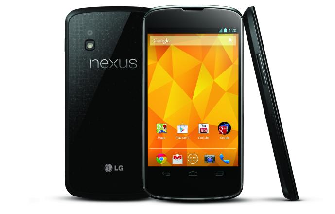 Google & LG Nexus 4