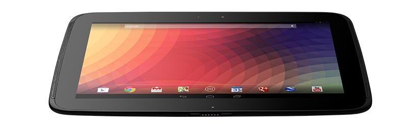 """Google Nexus 10: Eine brutale Auflösung auf 10"""" gepresst!"""