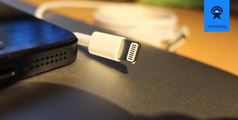 iPhone 5 - Lightning Kabel