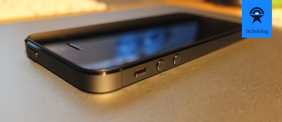 iPhone 5 - so schön schmal