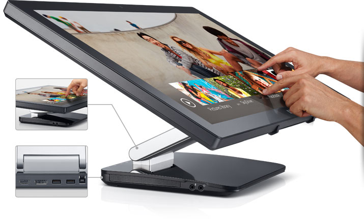 Dell S2340T Multitouch Monitor