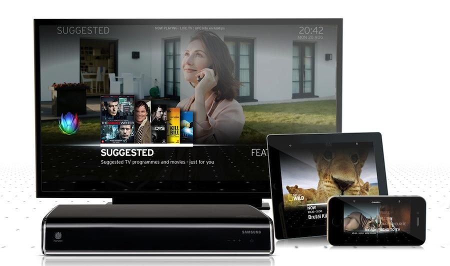Horizon Oberfläche und Streaming Devices