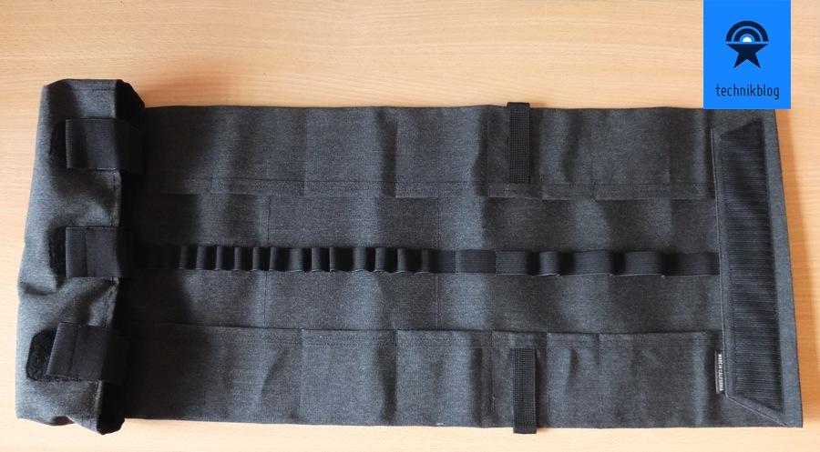 Riseful RollPro III - GoPro Organizer Carrying Case - 1