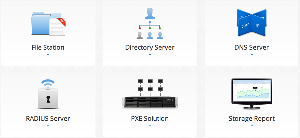 Synology Business