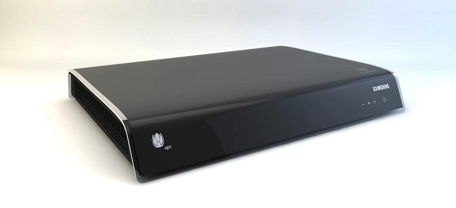 UPC Cablecom Horizon