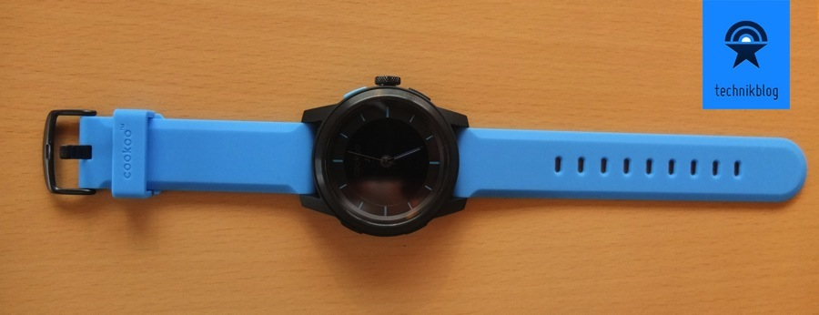 Cookoo Smartwatch in blau