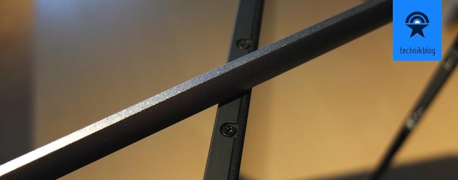 Dell XPS 12 Ultrabook stabiler Bildschirm, trotz Drehmechanismus