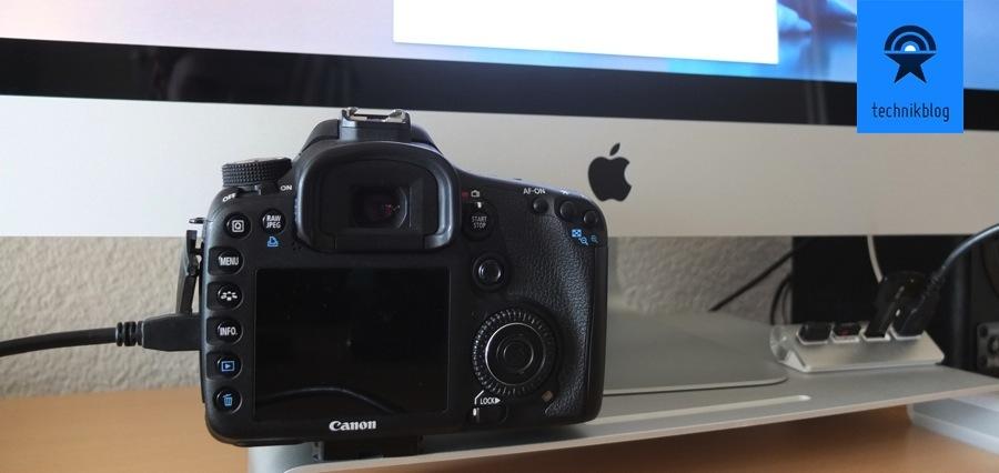 EOS 7D Shuttercount mit GPhoto2 unter OS X auslesen
