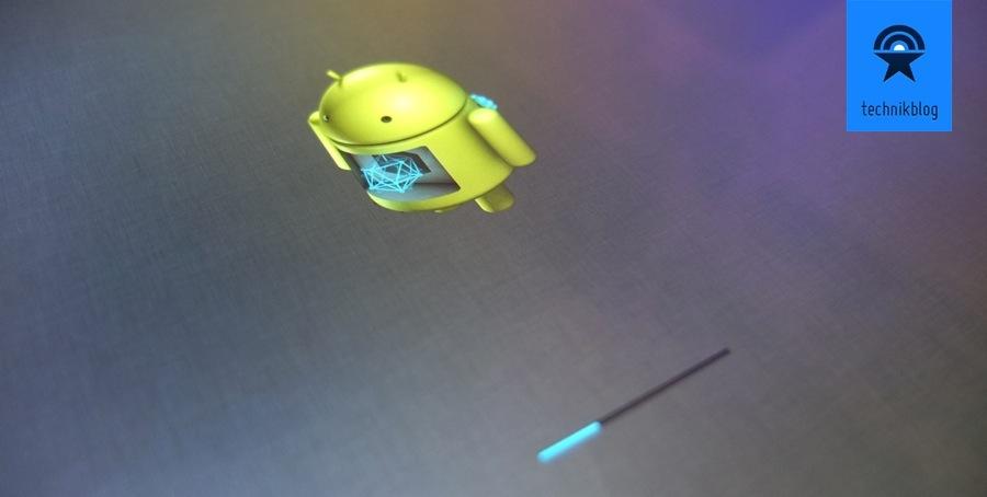 Installation von Ubuntu OS auf Nexus 10