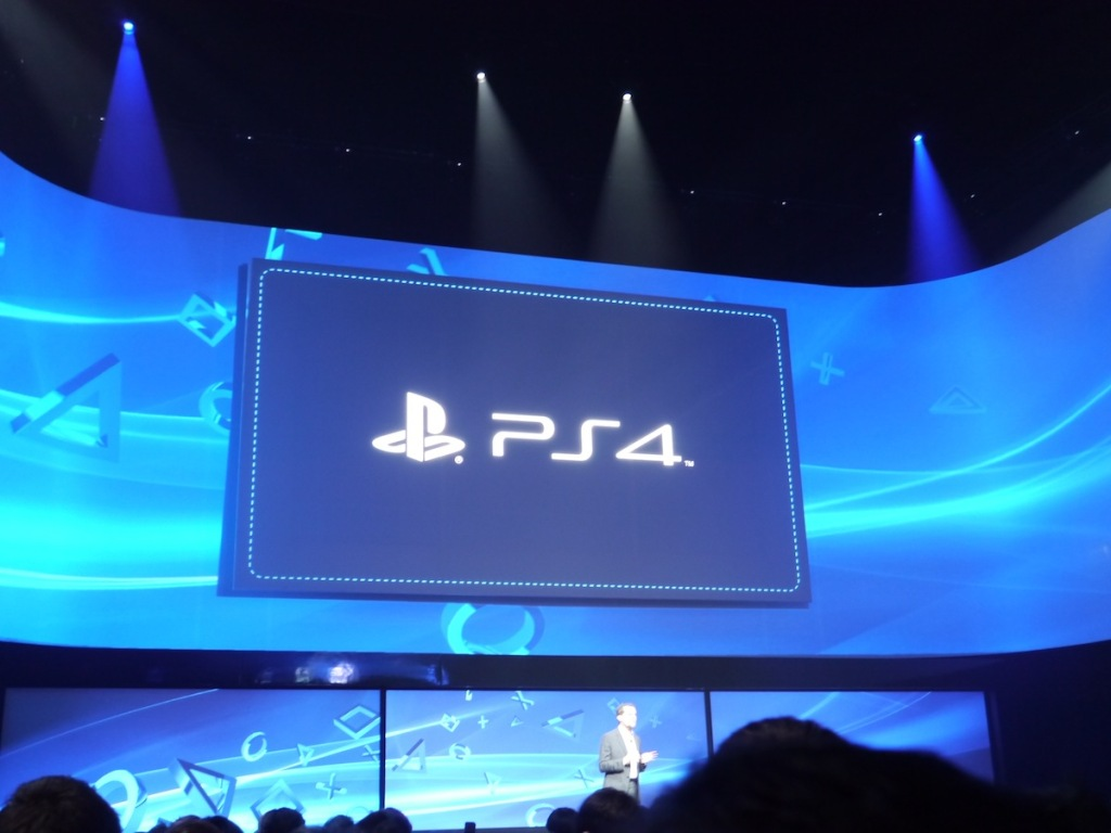 Sony Playstation 4 Event