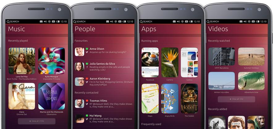 Ubuntu für Nexus Telefone
