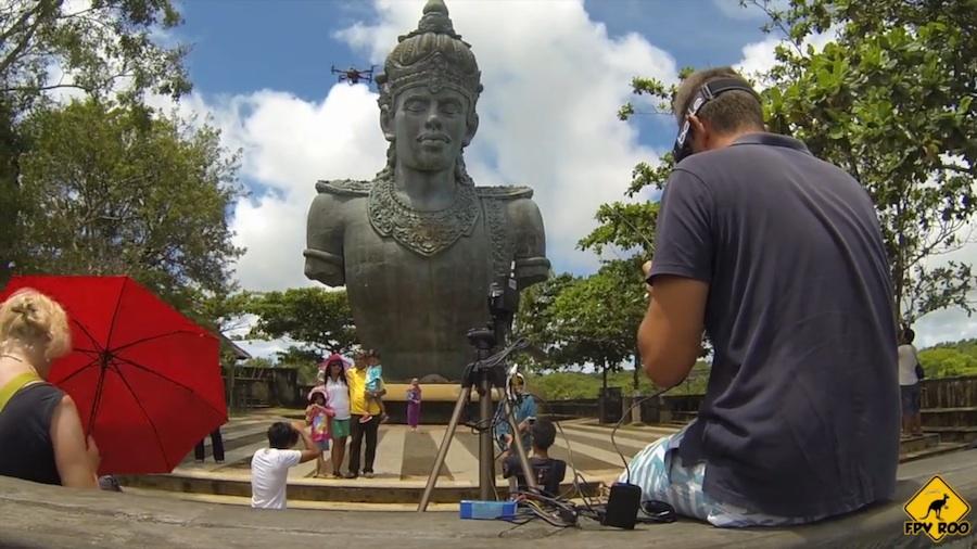 FPV Roo in Bali